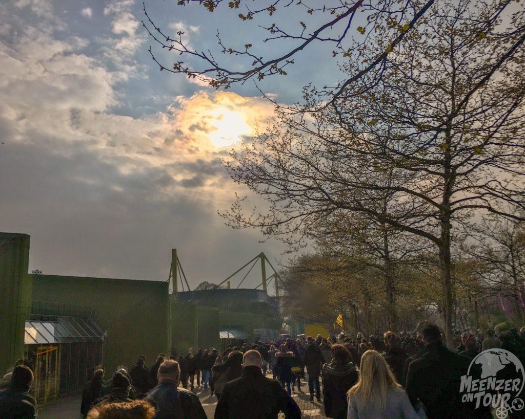 Zuschauer-Magnet Westfalenstadion