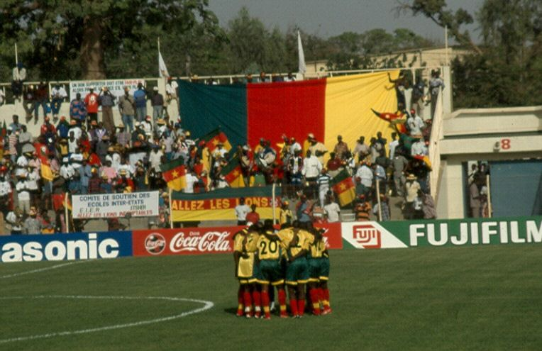 Groundhopping 1998 zum Afrika-Fußball-Cup nach Ouagadougou in Burkina Faso, für das aktuell auch eine Teilreisewarnung besteht.