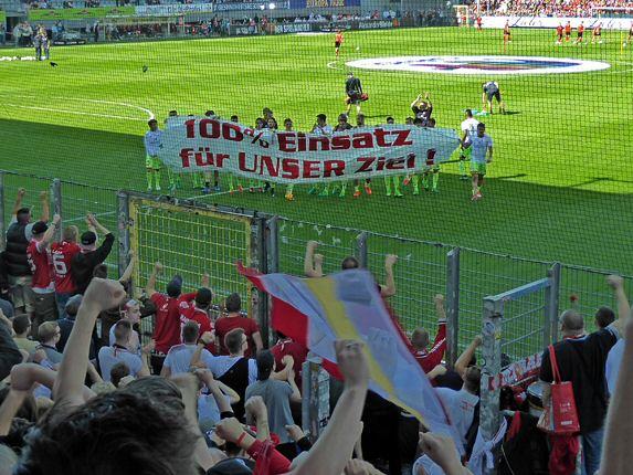 100 % Einsatz für finanziell solides Wirtschaften zeigt der 1. FSV Mainz 05