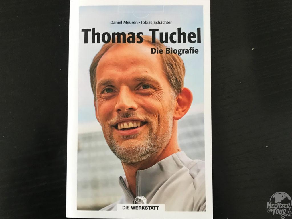 """Lesenswertes Buch """"Thomas Tuchel - Die Biografie"""""""